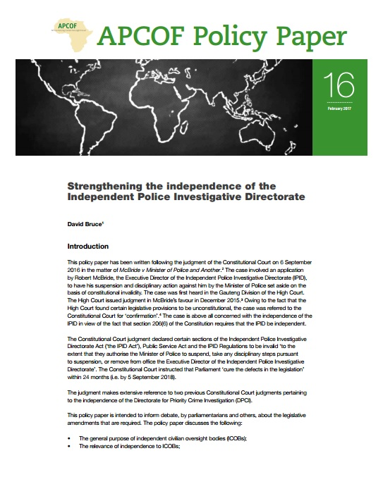 016–strengthening-the-independence-of-the-independent-police-investigative-directorate